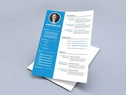 65 Best Free Ms Word Resume Templates 2019 Webthemez