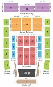 Progress Energy Center Meymandi Concert Hall Tickets And