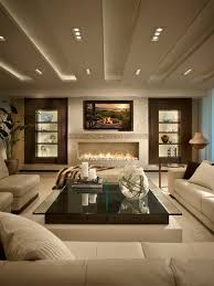 Living Room With A Fireplace How To Get A Stylish Winter Living Room With Fireplaces