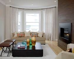 Bow, Curved and Bay Window Coverings Solutions - contemporary - curtains -  san francisco - Stitch Custom Furnishings