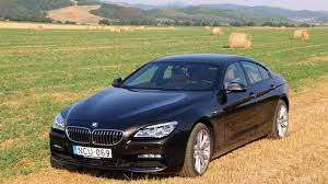 Coupe Series bmw two door : The BMW 640d Gran Coupe Is The Best Pointless Car In The World