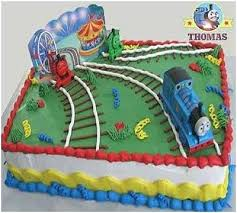 Thomas Train Cake Template Newgameplusco