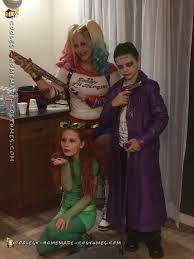 diy squad harley quinn costume