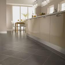 Black Kitchen Floor Tile Black Kitchen Floor Tiles Dining Room Modern Ideas Design For