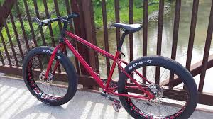Mongoose Dolomite 26 Mens Fat Tire Bike