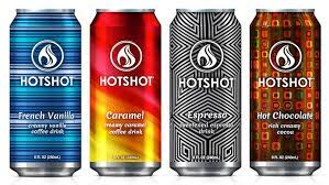There is no waste, no preparation, no equipment services, no cleaning and it's 100% sanitized. New Coffee In A Can Comes Steaming Hot From A Hot Fridge Abc News