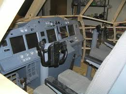 this is the captain s control yoke for my flight simulator on the picture for a link to the supplier of my flight controls