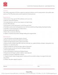Assistant Manager Job Description For Resume Resume Jobiption Unique Oncology Nurse Executive Administrative 38