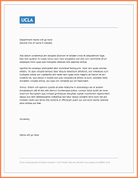 10 Templates For Letterheads Microsoft Word Resume Samples