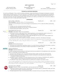 Manager Resume Examples Interesting Manager Resume Examples Inspiration Senior Account Manager Resume