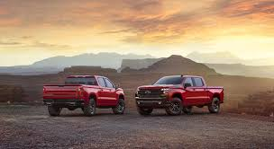 The 2019 Silverado 1500 is all new from the ground up