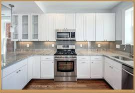 modern white kitchen. Modern White Kitchen Cabinets With Granite Photos Small  Galley Ideas . E