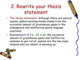thesis statement for guns germs and steel original content words to avoid when writing a persuasive essay
