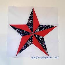 red white blue mexican star quilt pattern | point star pattern ... & red white blue mexican star quilt pattern | point star pattern http www  quiltingboard com main Adamdwight.com