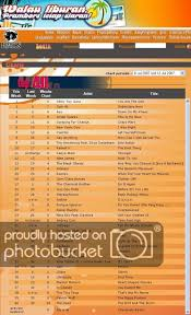 Kliping Pilihanku Prambors Top 40 Edisi 6 12 Juli 2007