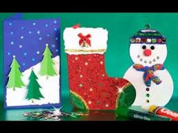 Christmas Arts And Crafts Ideas  YouTubeChristmas Arts And Craft Ideas