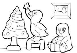 Appealing Baby Penguin Coloring Pages Coloring Pages Baby Penguins