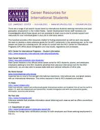 Internships And Jobs West Chester University