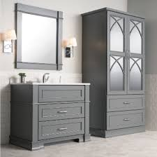 semi custom bathroom cabinets. Dura Supreme Offers Semi-Custom Bathroom Vanities That Can Come In Any Size. Choose From Many Different Wood Species, Stains, Paints And Door Styles. Semi Custom Cabinets O