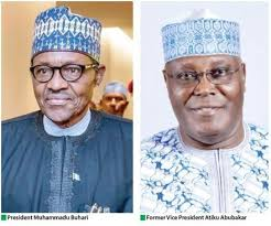 Buhari and Atiku at Daggers drawn …You Are a Serial Loser – Buhari Tells Atiku