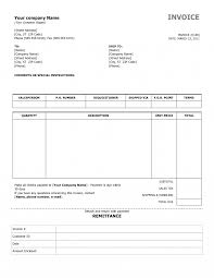 Free Printable Invoice Template 24 Free Invoice Template Pdf Printable Receipt Editable 24 20