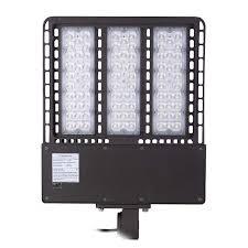 Led Shoebox Light 300w 1000led Led Shoebox Light 300w 277 480v Super Bright 1000w Equal Waterproof Ip66 Daylight White 5000k Parking Lot Lighting Outdoor Led Street Light