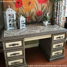 stenciling furniture ideas. creative customer projects to inspire your next stencil diy project stenciling furniture ideas a