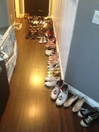 diy shelving with ikea brackets e2 80 93 a shoe coat closet makeover ca 04191419161103 home