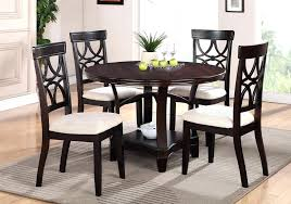 table with lazy susan built in round table with lazy dining room modern design dining table