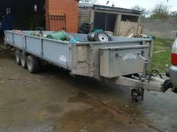 graham edwards tri axle trailer