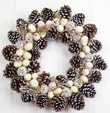 Pine Cone Ornament For Your Christmas Tree  HGTVChristmas Crafts Made With Pine Cones