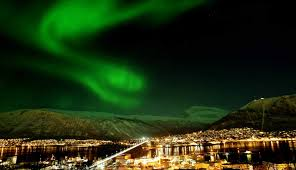 Sky Light Show Northern Lights The Greatest Light Show On Earth