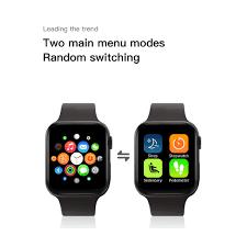 Lykry Đồng hồ thông minh I7S 44MM PK IWO 8 IWO 12 hỗ trợ đo huyết áp nhịp  tim cho IOS Android - Đồng hồ thông minh Thương hiệu LYKRY