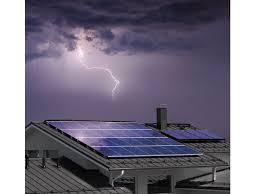Central Lighting Rod Solar Lightning And Lightning Protection Northern Arizona