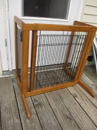 dog gates outdoor free standing designs inside remodel 2