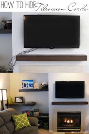 How To Hide Tv How To Hide Tv Cords Hide Tv Cords Hide Tv And Cable