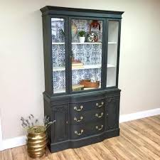 antique foyer furniture. Antique Foyer Furniture Vintage China Cabinet Country Cottage  Tall Bar H
