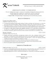 Administrative Assistant Job Resume Sample - Satisfyyoursoul.co