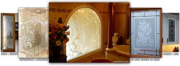 decorative glass designs for the home