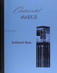 1969 lincoln mark iii wiring diagram manual reprint