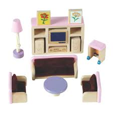 wooden barbie doll house furniture. Wooden Dolls House Living Room Furniture Toys R Us Barbie Doll B
