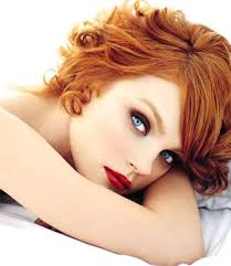 best makeup for redheads with green eyes