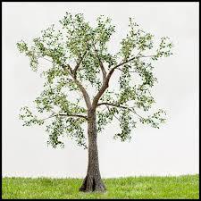 custom outdoor artificial oak tree to enlarge
