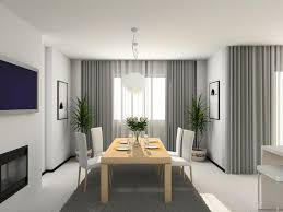 simple living room curtains ideas