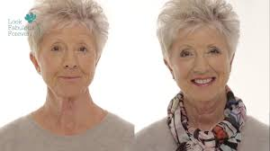 makeup for older women define your eyes and lips over 60 howtoshtab how to lifehacks tips and tricks