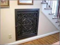 decorative wall return air grille decorative air vent covers wall ideas wall decor mirror india