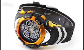 ohsen mens sport watches digital led waterproof alarm lady kid item details