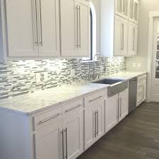 What Color Backsplash With White Cabinets Custom A Kitchen Backsplash Transformation A Design Decision Gone Wrong