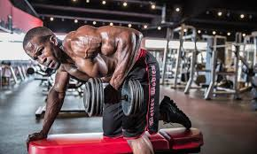 workouts for bigger chest back and arms