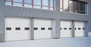 hormann garage doorCommercial Garage Doors by Hrmann
